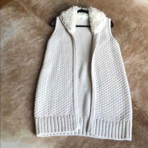 Gap duster sweater